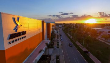 Aparecida Shopping Sunset
